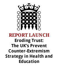 Eroding Trust: The UK's Prevent Counter-Extremism Strategy in Health and Education